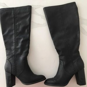 Black Madden Girl Size 9 Boots